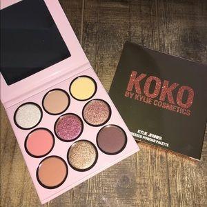 Kylie X KOKO Eyeshadow Palette